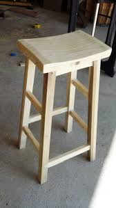 Diy Patio Furniture Plans Diy Barstools Add To The Honey Please Do List Woodworking