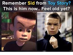 Toy Story Aliens Meme - remember sid from toy story this is him now feel old yet meme