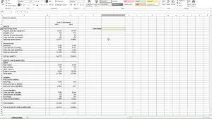Debt Spreadsheet Calculating Debt Ratio In Excel Youtube