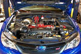 subaru wrx turbo location ets subaru wrx sti rotated turbo kit motion lab tuning