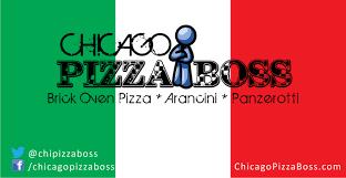 Alamo Flag Pizza Boss Mobile Pizzeria
