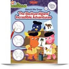watch draw nick jr backyardigans backyardigans books