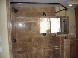 small shower stall 7 myths about one level curbless showers