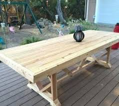 large outdoor dining table dining tables for 10 naderve info
