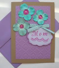 Mother S Day Greeting Card Handmade Mothers Day
