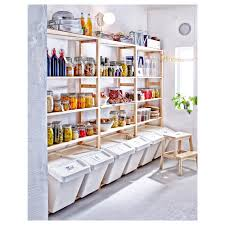 28 ivar pantry how to create a more functional and ivar pantry ivar 1 section shelves pine 89x50x179 cm ikea