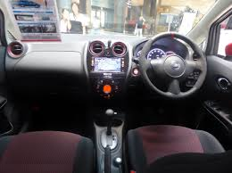 nissan note 2009 interior nissan note interior image 124
