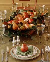 holiday centerpieces martha stewart