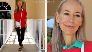 casual clothing for women over 50 classic fashion over 40 over 50 casual preppy how i styled navy