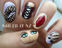 nailed it nz naughty nail art