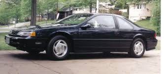 coal 1989 ford thunderbird sc u2013 how much is too much