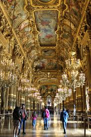 Grand Foyer An Afternoon At The Palais Garnier Opera House In Paris Selene