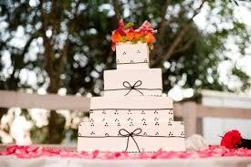 Square Wedding Cakes Wonderful Square Wedding Cakes Cherry Marry