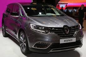 renault espace top gear renault brings production espace people mover to paris