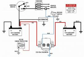 dazzling wiring diagram automotive continuous duty solenoid wiring