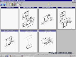 daf leyland spare parts catalog trucks buses catalogs