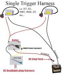 need help with 2006 gmc sierra wiring for hids hidplanet the