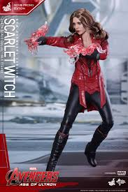 scarlet witch original costume age of ultron scarlet witch new avengers version by toys the