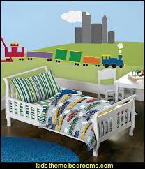 train themed bedroom train bedroom decorating ideas transportation theme beds train