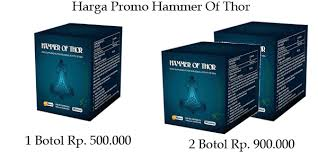 hammer of thor original pembesar penis herbal