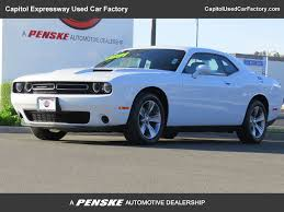 Dodge Challenger Mpg - 2016 used dodge challenger sxt at capitol expressway used car