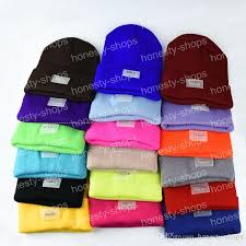 running hat with lights winter warm beanies hat led light sports beanie knitted cap hunting