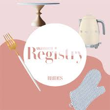 where can i register for my wedding wedding registry ideas everything you need to register for brides