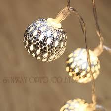 online get cheap metal ball fairy lights aliexpress com alibaba