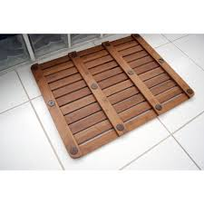 Curved Bath Mat Wood Bath Mat Bamboo Bath Mat Pictures All Pictures Are Property