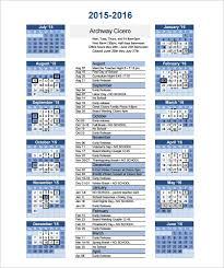 calendar template 41 free printable word excel pdf psd