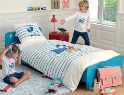 chambre enfant mickey linge de lit enfant mickey linvosges