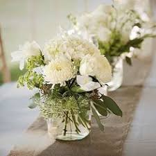 white flower centerpieces simple white flower centerpieces minimalist white