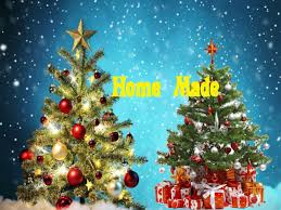 how to make a christmas tree home made easy tutorials youtube