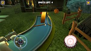 halloween game background mini golf halloween android apps on google play
