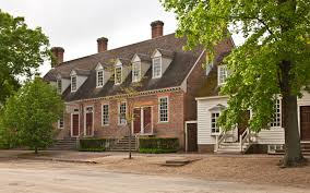 colonial houses colonial williamsburg u0027s haunted houses travel leisure