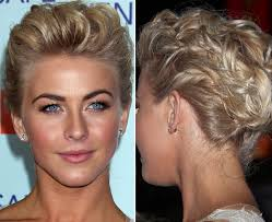 julianne hough hairstyle in safe haven julianne hough safe haven premiere beauty edgy updo natural