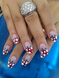 imagenes uñas decoradas mickey mouse minnie mouse nails for when i go to disneyland id pinterest