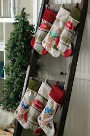 Ladder Decoration For Christmas by Ana White Blanket Ladder Diy Projects