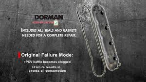 how to install dorman valve cover kit part number 264 965 video