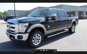 2011 ford f 250 lariat super duty powerstroke start up exhaust