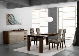 modern formal dining room sets black color white vinyl flooring