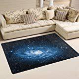 Galaxy Rug Amazon Com Lelva Galaxy Rugs Space Outer Rugs Living Room Bedroom