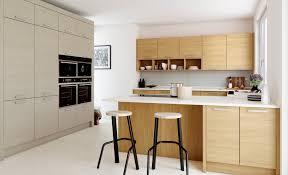 light grey kitchen tavola modern light oak u0026 cashmere kitchen stori