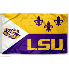 lsu tigers flag at college flags and banners co your lsu tigers