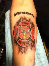 fireman tattoos best 3d tattoo ideas pinterest fireman