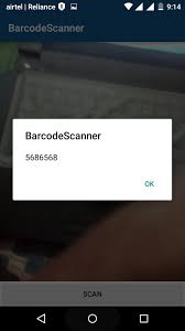 tutorial android hardware camera2 android development tutorials barcode and qr code scanner exle