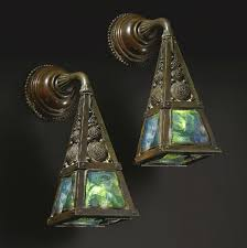 Tiffany Sconces Wall Sconces Tiffany Style Courtyard Garden And Pool Designs