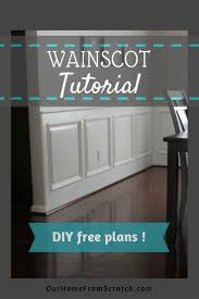 best 25 installing wainscoting ideas on pinterest simple
