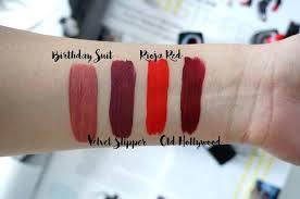 joyce lau sleek makeup say the magic word mini matte me