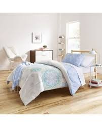 Twin Extra Long Comforter Black Friday Sales On Brianne Cool 6 Piece Twin Twin Xl Comforter